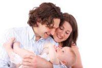 赤ちゃん、安心のイメージ